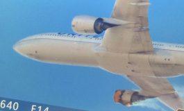 Pluie de débris d'un avion de United Airlines, en difficulté sur la ville de Denver