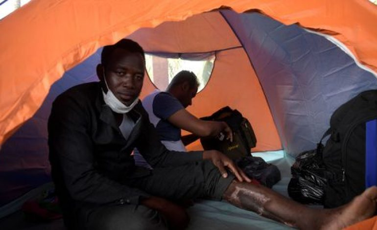 Plutôt que la Méditerranée, des migrants africains affrontent la jungle en Amérique du Sud