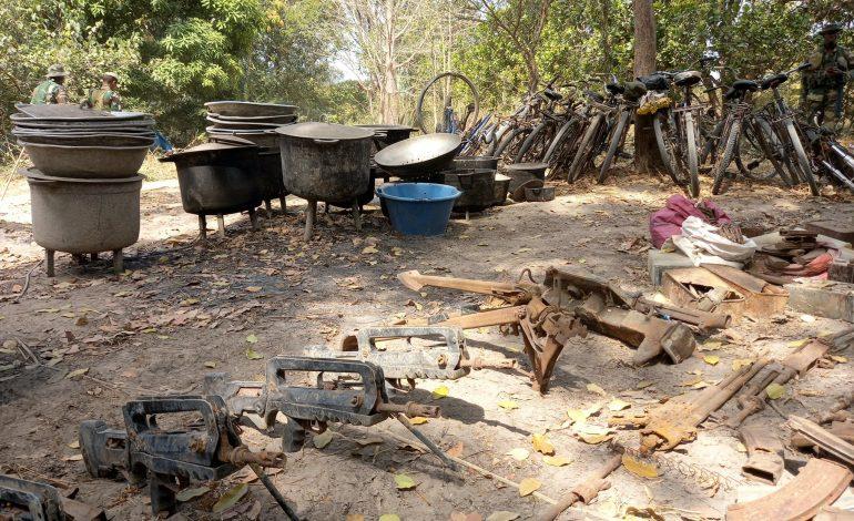 L'armée Sénégalaise revendique la prise de bases rebelles en Casamance avec l'appui de la Guinée Bissau