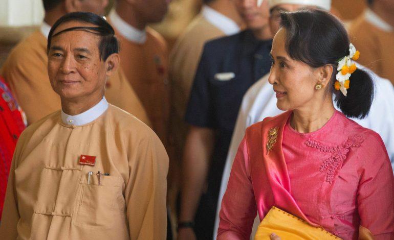 Aung San Suu Kyi arrêtée par l'armée qui déclare un an d'état d'urgence