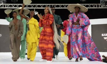 La mode africaine fait son show en public à la Fashion Week de Lomé