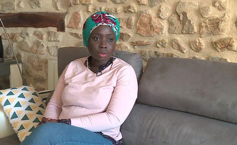 Fatou Thioune, ingénieure agronome à Nîmes, est menacée d'expulsion