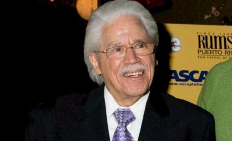Décès de Johnny Pacheco, un des pères de la salsa, à l'âge de 85 ans