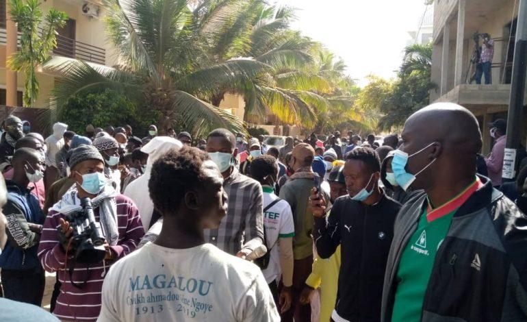 Violents heurts à Dakar sur fond de plainte pour viol contre Ousmane Sonko