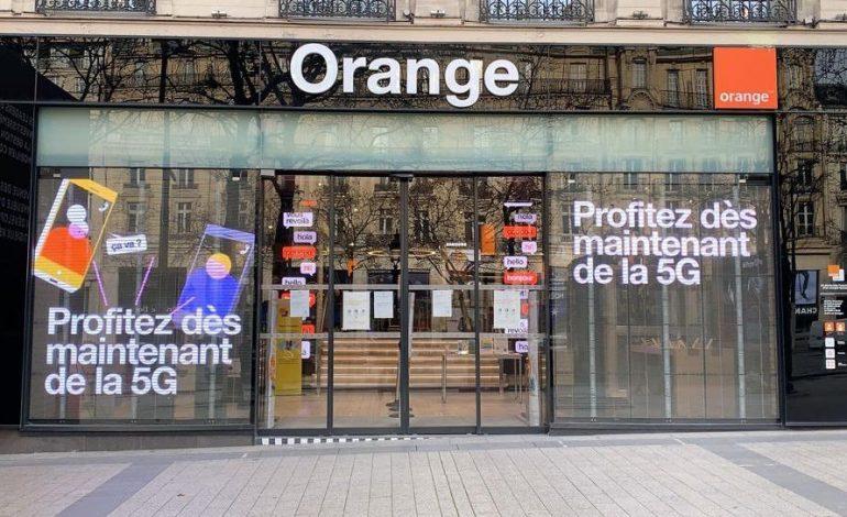 Orange annonce un bénéfice en hausse de plus de 50% en 2020 grâce à ses performances en Afrique