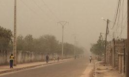 Le nuage de poussière qui recouvre Dakar devrait commencer à se dissiper à partir de jeudi