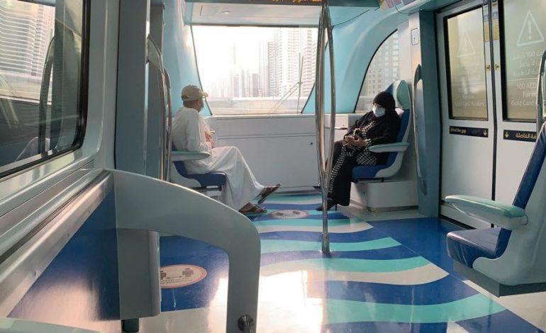 Dubaï vaccine en masse les employés des transports en commun