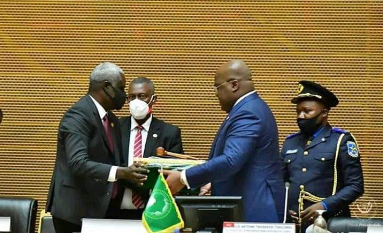 Moussa Faki Mahamat réélu pour 4 ans à la tête de l'Union Africaine