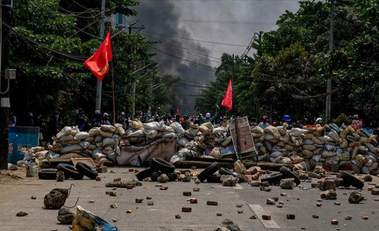 Plus de 500 civils tués depuis le coup d'État