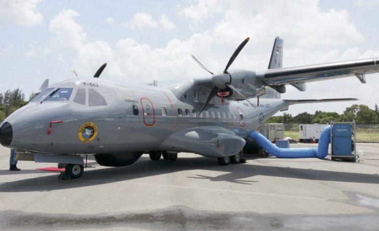 Le patrouilleur indonésien CN-235 MPA acquis par le Sénégal a reçu son certificat de vol