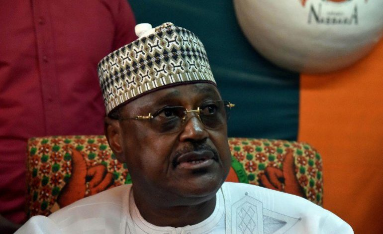 Seini Oumarou du MNSD-NASSARA, élu président du nouveau parlement nigérien
