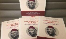 Ahmadou Makhtar MBOW raconté par Mahamadou Lamine Sagna