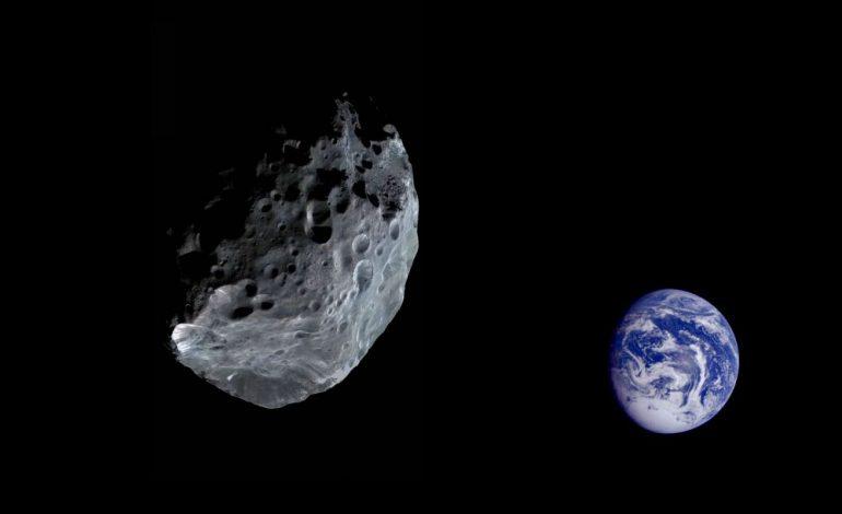 2001 FO32, un gros astéroïde s'apprête à frôler la Terre, à plus de deux millions de kilomètres