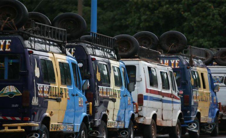 Des syndicats des transporteurs, commerçants et consommateurs entament une grève de trois jours