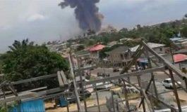 Explosions accidentelles dans un camp militaire en Guinée équatoriale: 15 morts, 500 blessés