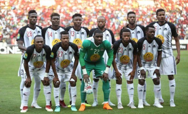 Première défaite à domicile du TP Mazembe dans une compétition continentale depuis 2009