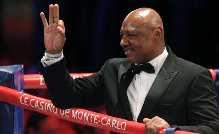 Décès du champion de boxe, Marvin Hagler, à l'âge de 66 ans