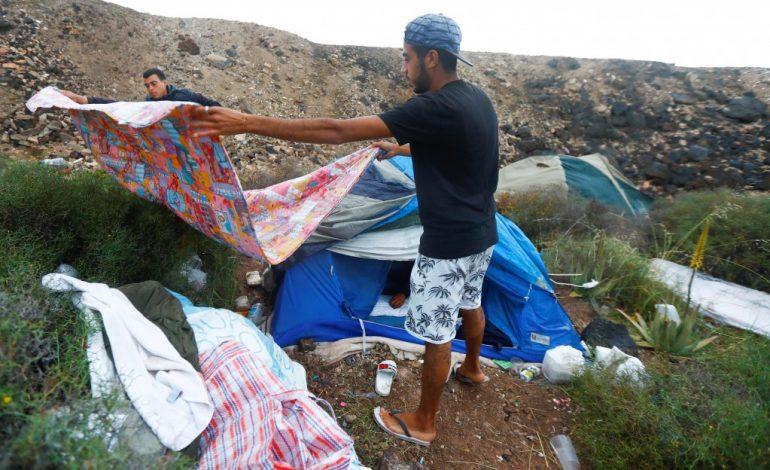 Coincés en Algérie l'OIM aide au rapatriement de 13 migrants subsahariens