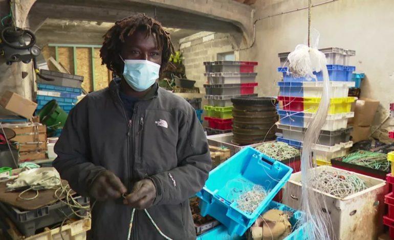 Les pêcheurs du Guilvinec mobilisés contre l'expulsion de Pape Ndiaye, un marin sénégalais