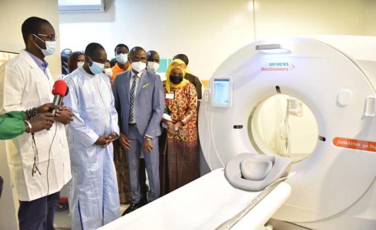 L'hôpital Dalal Jamm étrenne son IRM et son scanner