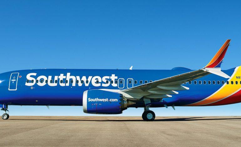 Southwest Airlines passe commande de 100 appareils 737 MAX