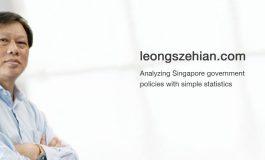 Le blogueur singapourien Leong Sze Hian réunit 84.000 euros de dommages et intérêts qu'il doit au Premier Ministre via une cagnotte