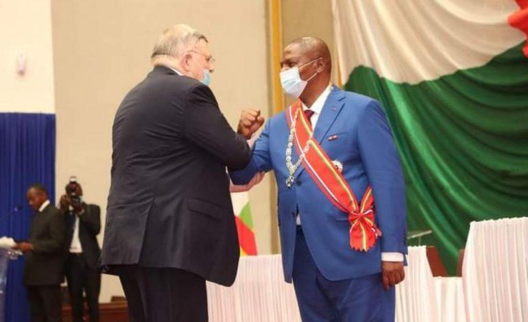 Le Tchad s'insurge contre les déclarations de l'ambassadeur de Russie en République Centrafricaine