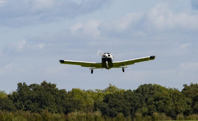 Un avion espion intercepté à Ziguinchor