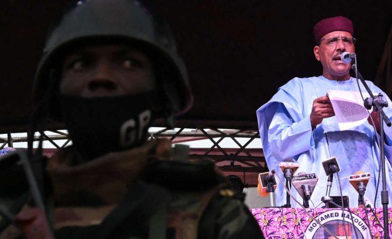 Bazoum Mohamed a prêté serment en présence de plusieurs dirigeants africains