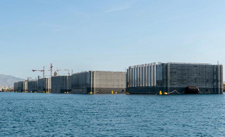 Les caissons de protection du site Grand Tortue Ahmeyim seront posés à partir du mois de juin