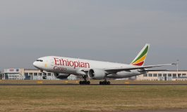 Un avion-cargo d'Ethiopian Airlines atterrit par erreur sur le futur aéroport international de Copperbelt, en construction