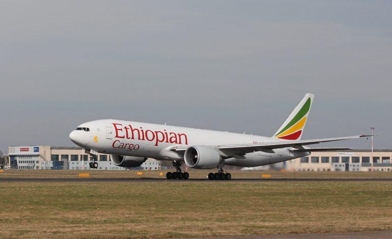 Un avion-cargo d'Ethiopian Airlines atterrit par erreur sur le futur aéroport international de Copperbelt, en construction