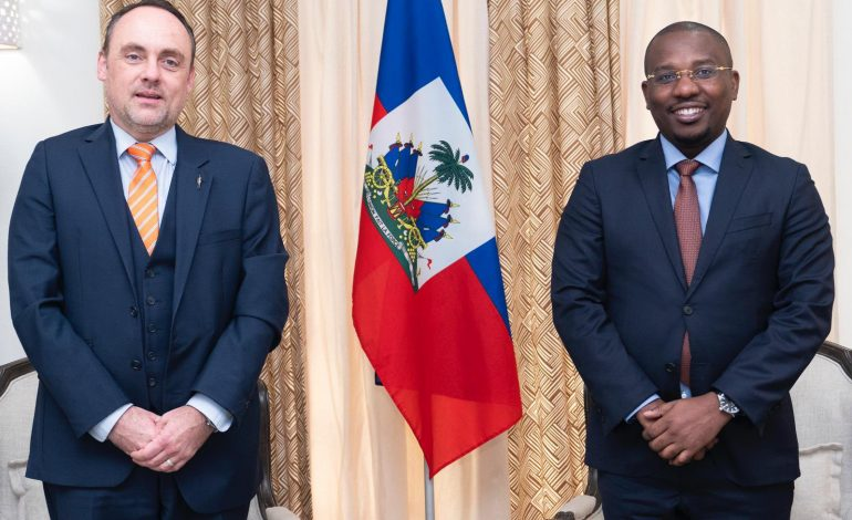 Le gouvernement haïtien démissionne, Claude Joseph nommé Premier Ministre