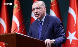 Mario Draghi traite Recep Tayyip Erdogan de « dictateur », la Turquie parle de propos « hideux »