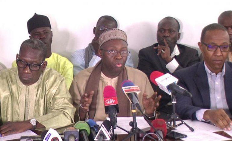 L'opposition sénégalaise de retour sur la table des négociations