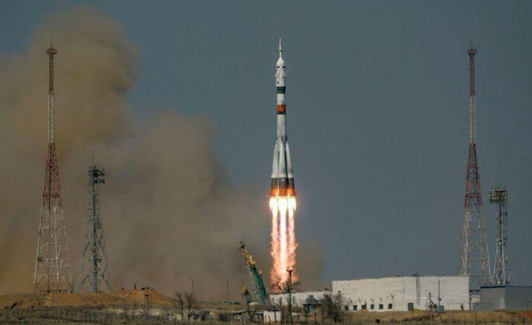 Le vaisseau Soyouz et son équipage dans l'espace, 60 ans après Iouri Gagarine