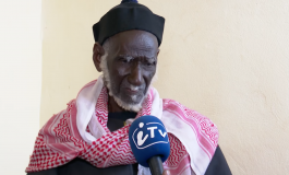 Ibra Ka, 103 ans...souvenirs d'un ancien combattant