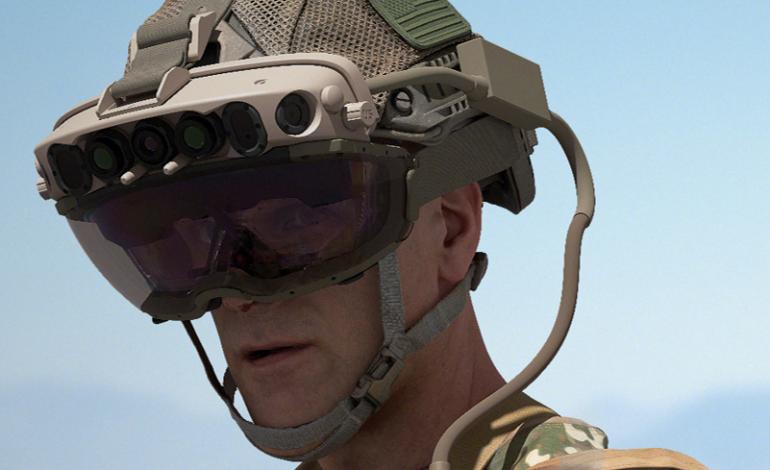 L'armée américaine s'équipe de casques de réalité augmentée de Microsoft pour 22 milliards de dollars