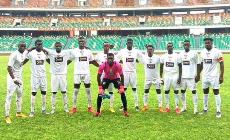 Le Jaraaf de Dakar bien placé pour une qualification en coupe CAF après sa victoire 2-0 contre FC Salitas