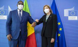 A Bruxelles, Macky Sall s'est entretenu avec Werner Hoyer, président de la BEI