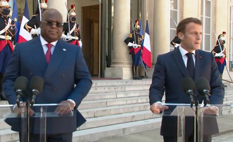 Emmanuel Macron appelle à la préparation d'un plan d'aide pour l'Afrique