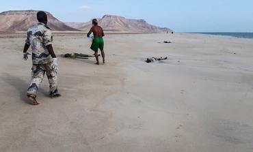 34 morts dans le naufrage d'une embarcation de migrants au large de Djibouti