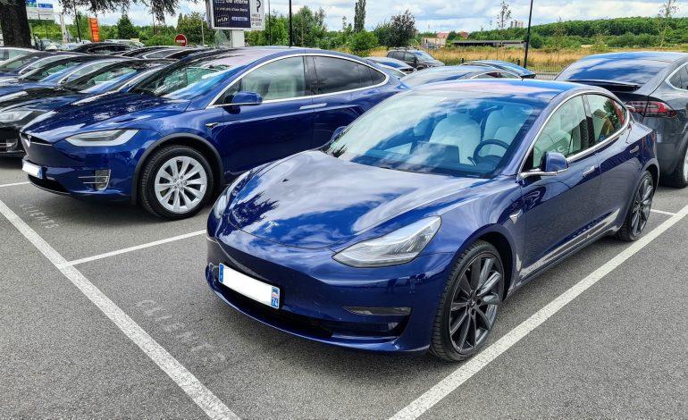 Le groupe automobile américain Tesla a enregistré des livraisons record au premier trimestre
