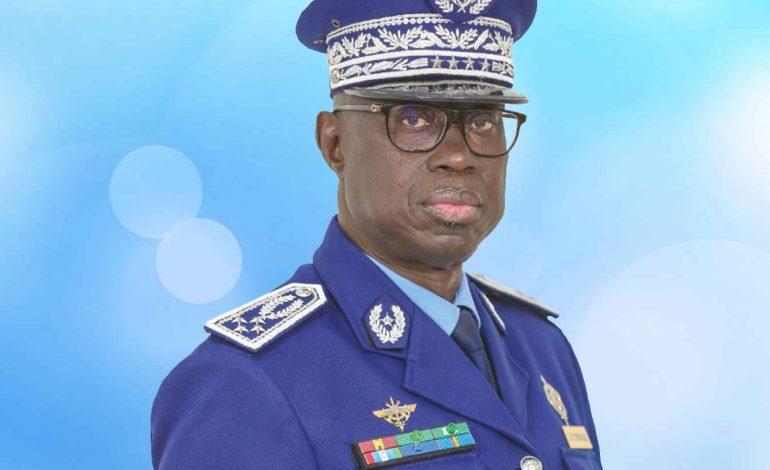 Vaste mouvement dans la Gendarmerie Nationale, les généraux Martin FAYE à la tête de l'Unité Territoriale et Moussa Fall Haut Commandant en second