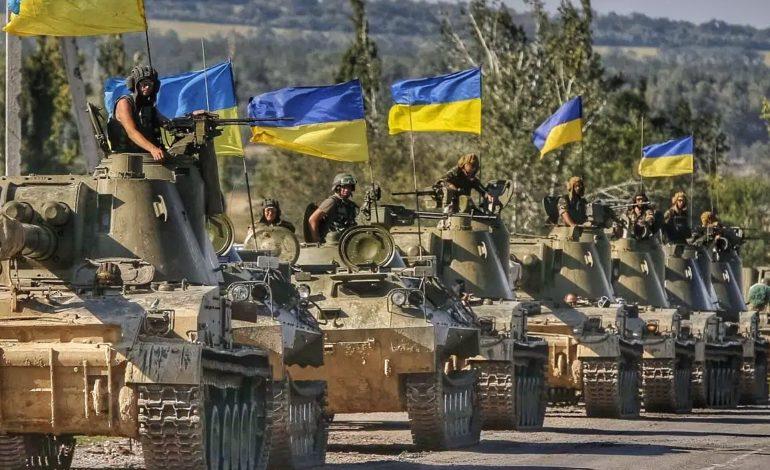 La Russie accuse les États-Unis et l'Otan de transformer l'Ukraine en «poudrière»