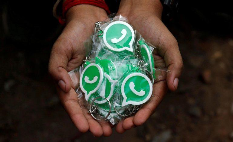 On pourra bientôt réagir à un message avec un émoji sur WhatsApp