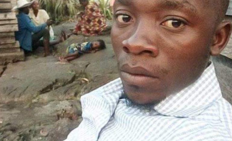 Barthélemy Kubanabandu Changamuka, un journaliste congolais assassiné dans la localité de Kitshanga