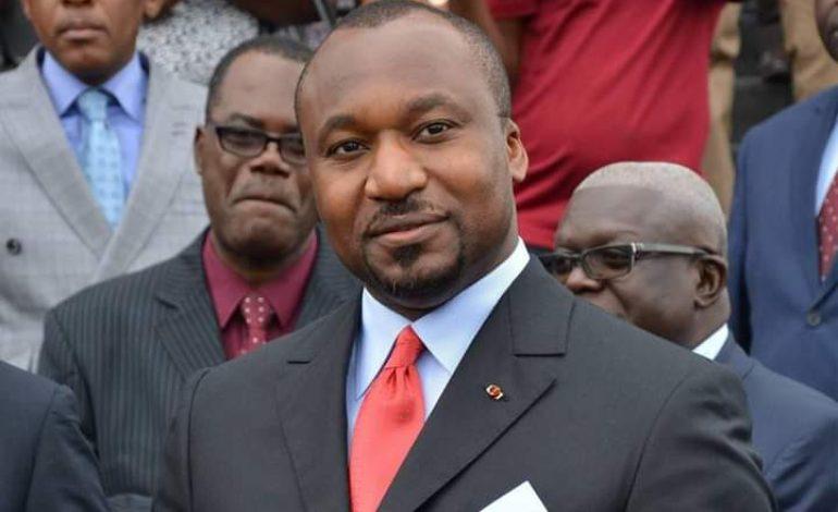 Denis Sassou Nguesso nomme Denis Christel Sassou Nguesso ministre de la Coopération internationale et de la Promotion du partenariat public-privé.