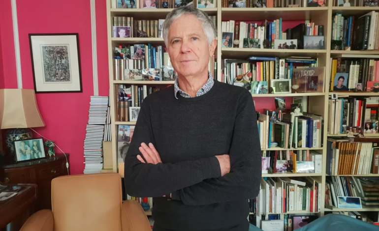 Olivier Legrain met sa fortune au service de la dignité des migrants