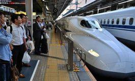 Un train Japonais arrive en gare avec une minute de retard, une enquête ouverte